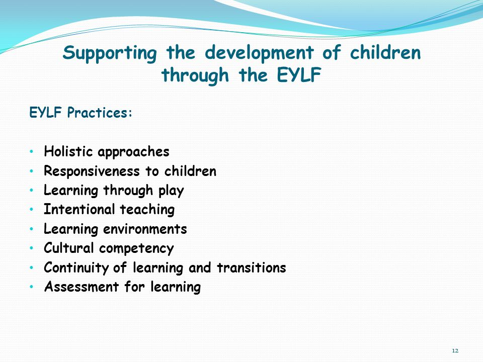 """supporting childrens learning through the curriculum """"te whāriki interprets the notion of curriculum broadly, taking it  children learn best when supported by a knowledgeable other in context of."""