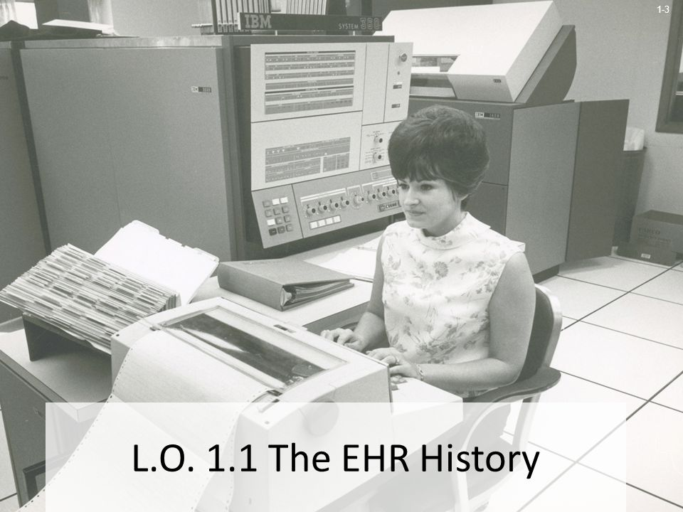 an introduction to the electronic medical records An electronic health record (ehr), or electronic medical record (emr), is the systematized collection of patient and population electronically-stored health information in a digital format.