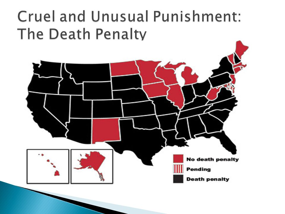 is the death penalty justified