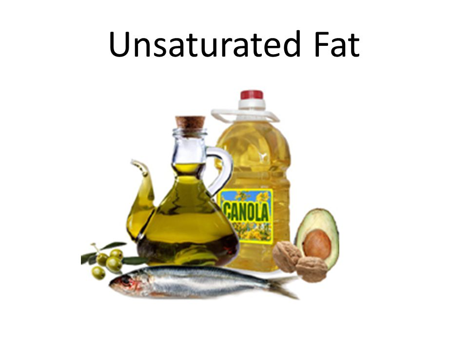 Unsaturated Fat