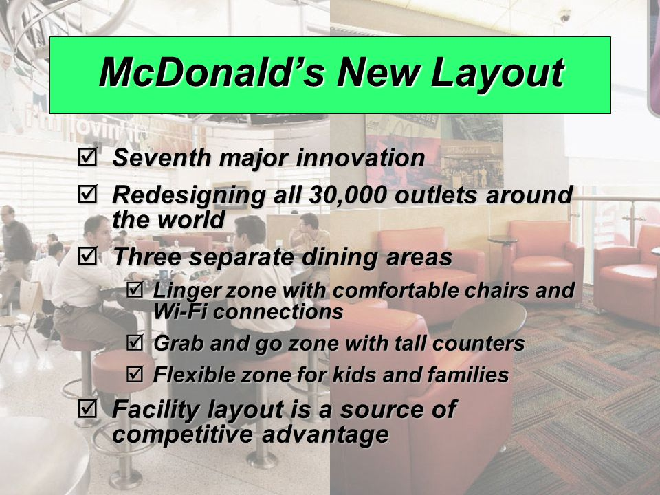 mcdonalds staffing strategy