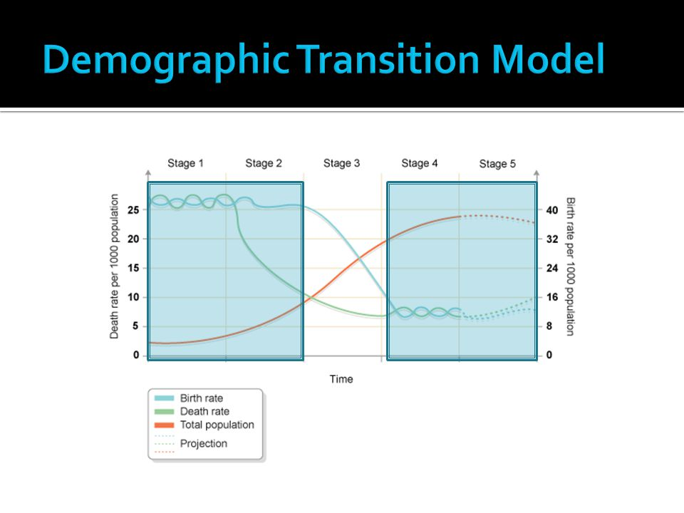 demographic transition essay The purpose of this paper is to describe the four phases of demographic transition and give examples of each in different countries the demographic transition is a model that describes population change over time.