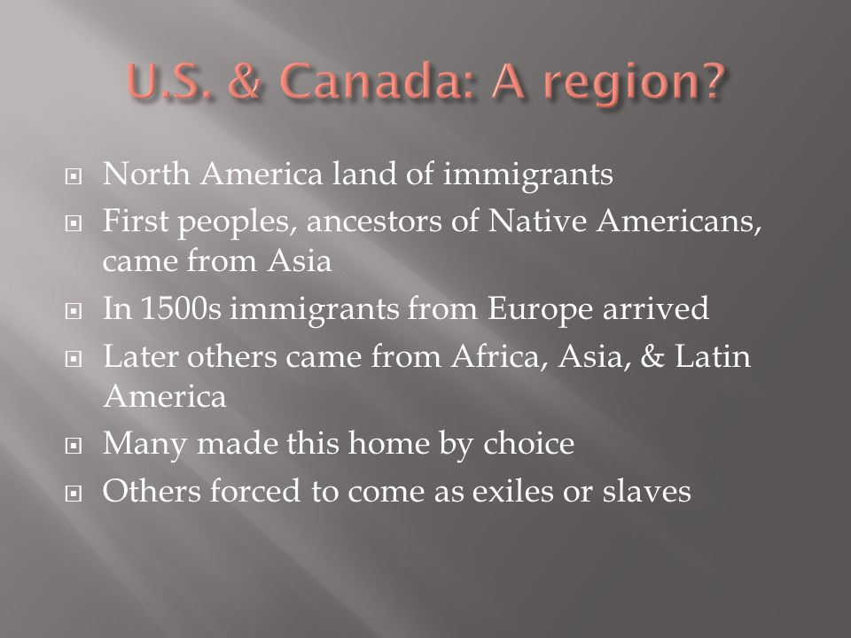 Physical geography of north america ppt download for American home choice