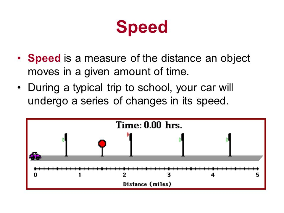 how to find velocity from force and distance