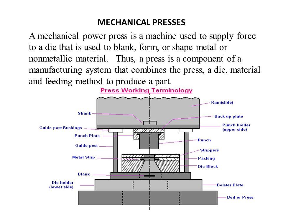 Mechanical System Design Ppt