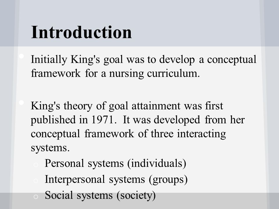 personal theoretical framework nursing Develop a personal theoretical framework for advanced practice nursingdefine the theory you have chosen in a by identifying the fundamental constructs of the theory.