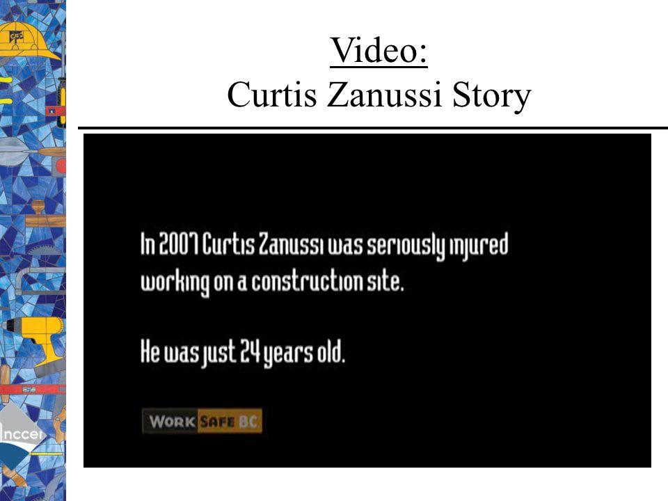 Video: Curtis Zanussi Story