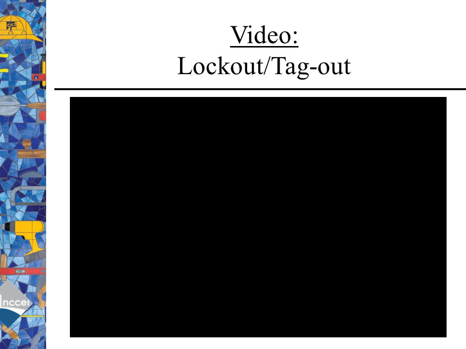 Video: Lockout/Tag-out