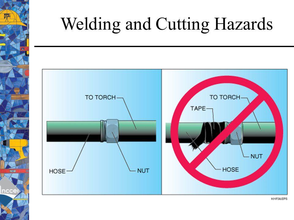 Welding and Cutting Hazards