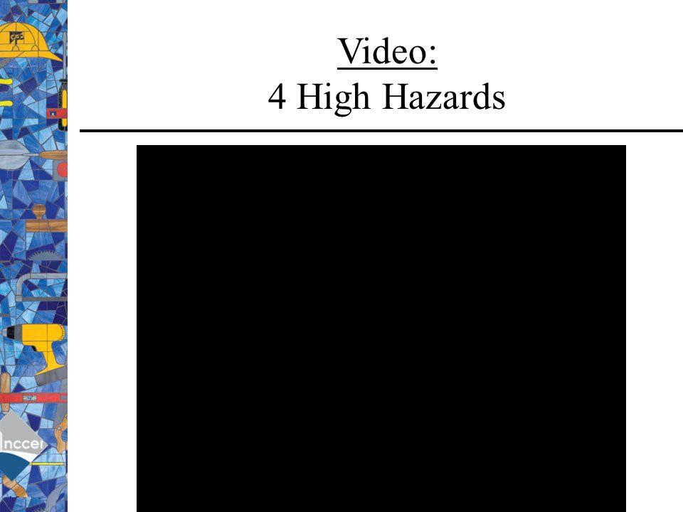 Video: 4 High Hazards