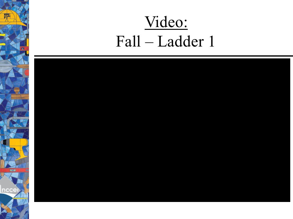 Video: Fall – Ladder 1