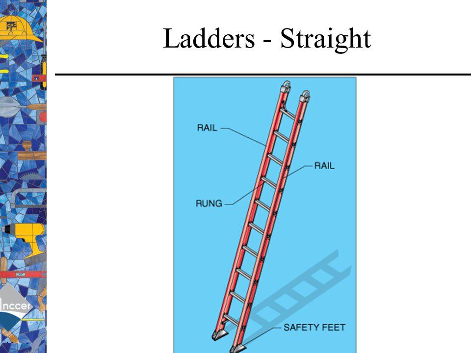 Ladders - Straight