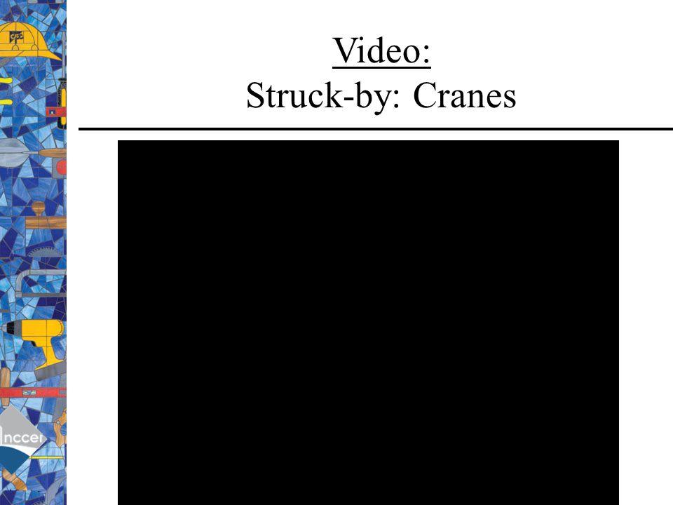 Video: Struck-by: Cranes
