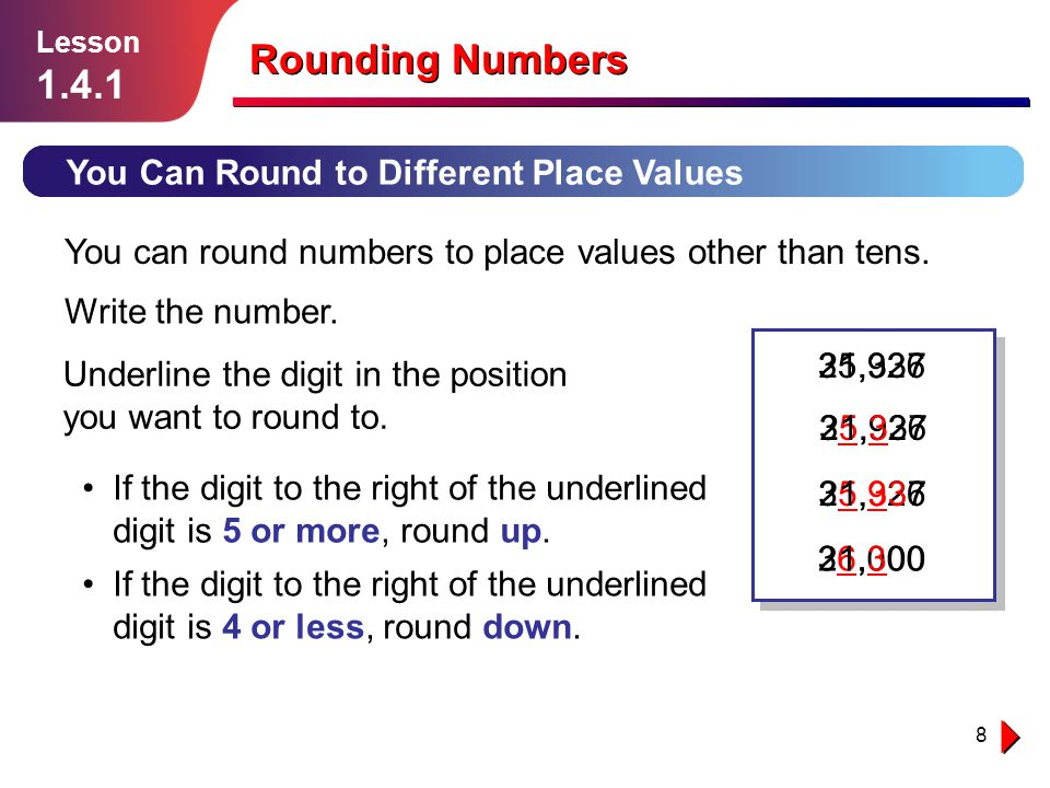 write place value of underlined digit The value of an underlined digit in a given number expresses how much that digit is worth to determine the digit's value, multiply it by its place value the underlined figure tells how many sets of the place value there are in the number if seven is underlined in 751, seven must be multiplied.