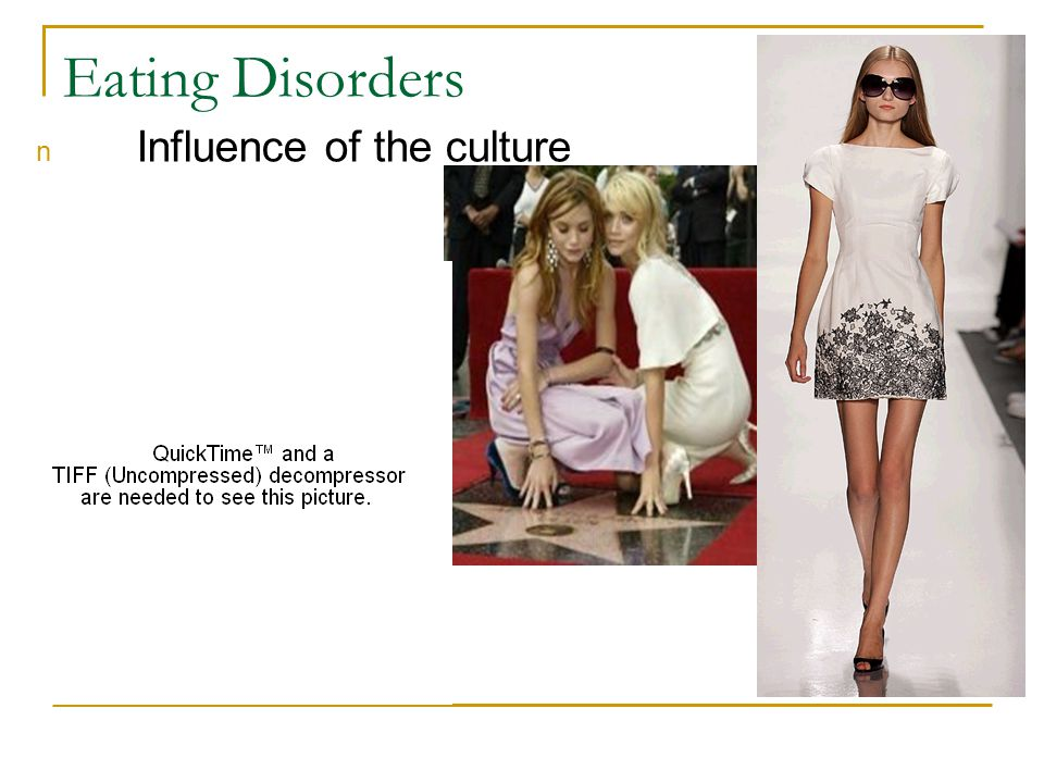 The Fashion Industry & Body Image; Transcending the Acquisition of Thinness