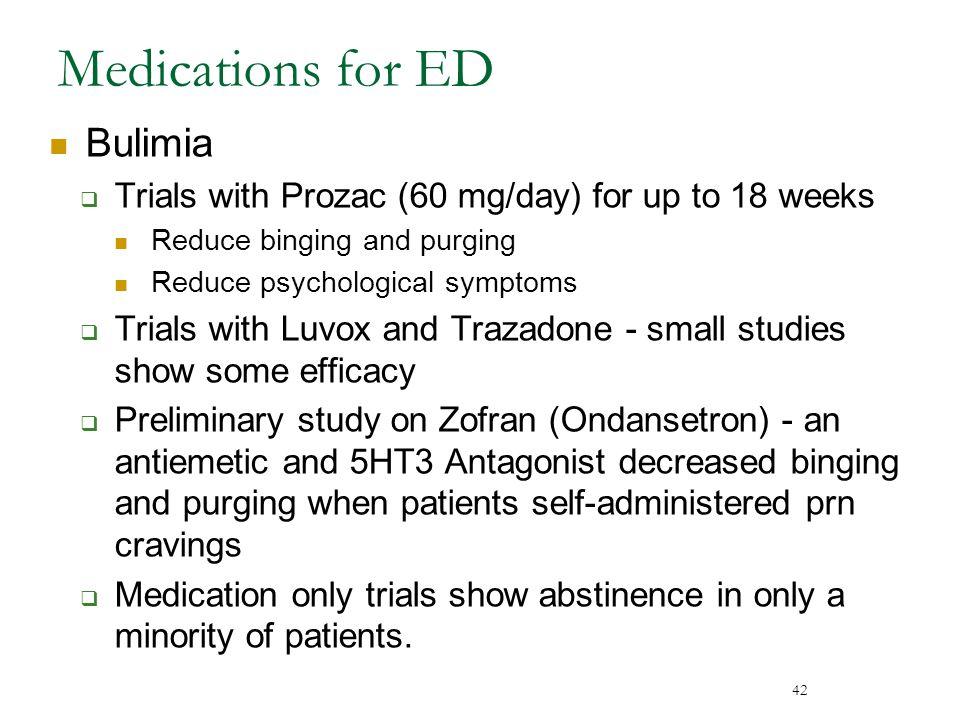 Trazadone Taken With Prozac