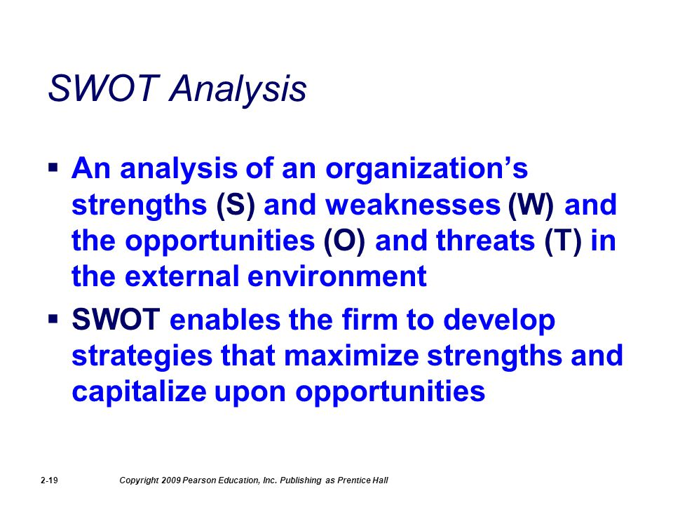 s w o t analysis for big mac Mcdonald's corporation, established in 1948, carries one of the  the purpose  of this paper is to do swot analysis and examine the entry and.