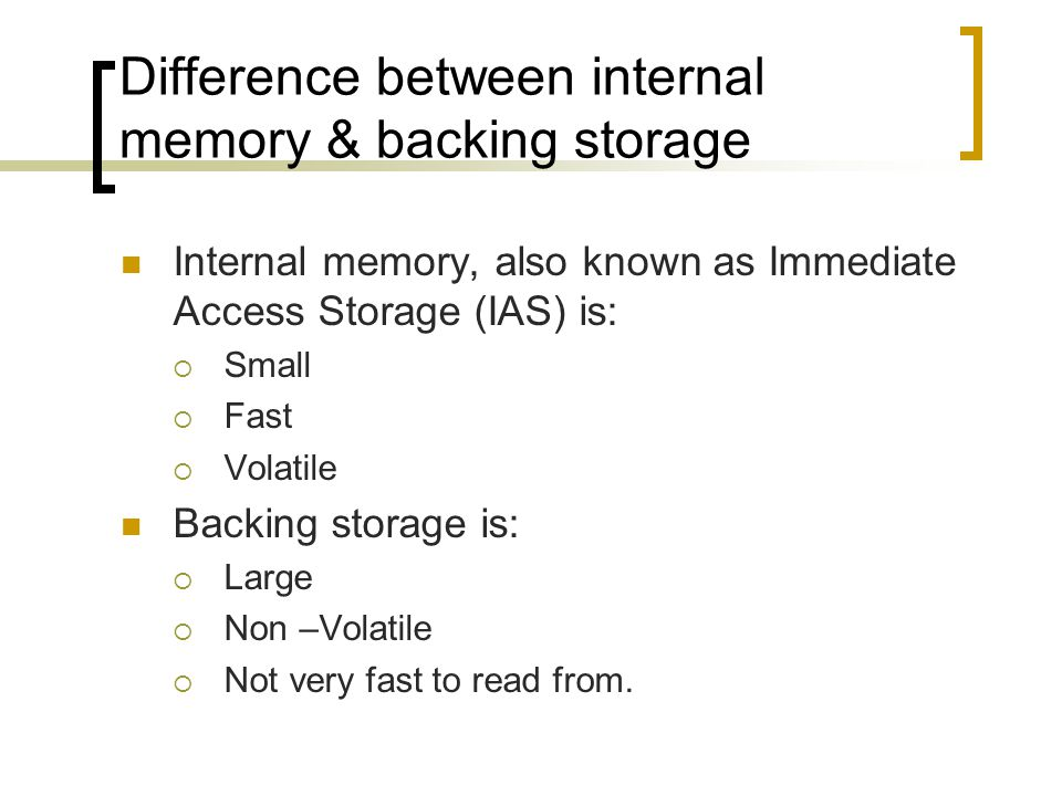 immediate access storage Dictcc german-english dictionary: translation for immediate access storage.