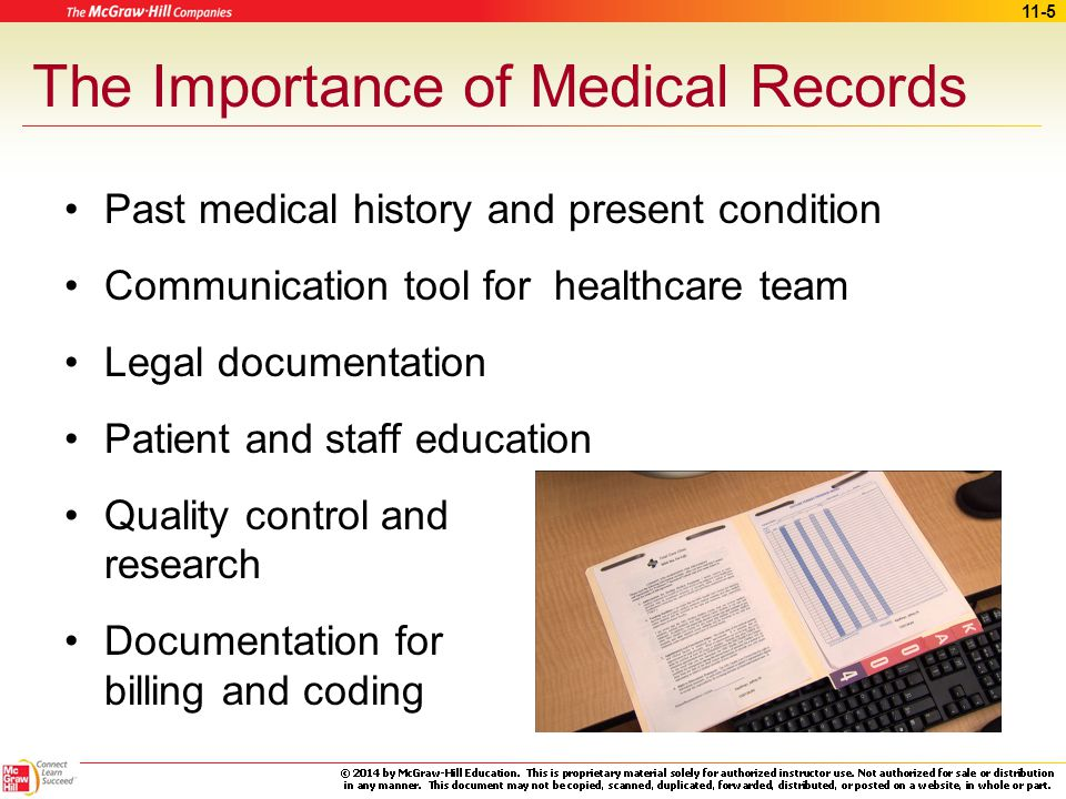 medical records documentation and billing Download our guidelines for documentation and patient medical records  form  or billing statements must be supported by the documentation in the patient's.