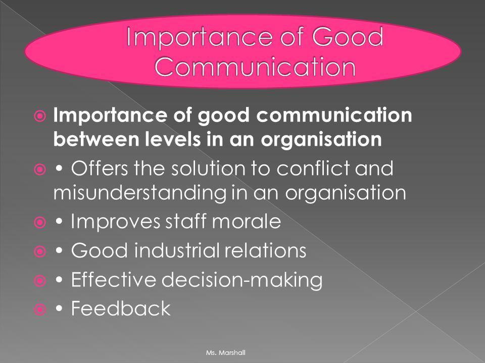 importance of internal communication in an organization pdf