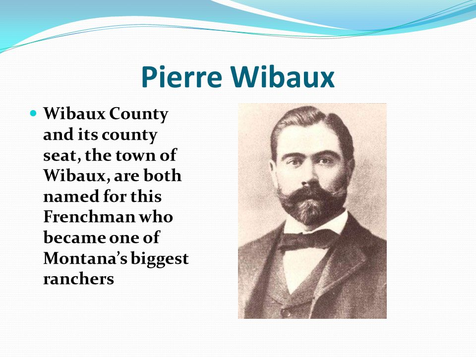 wibaux single guys 8-man football is a way of life in eastern montana, where small towns  as is  usual during the regular season, no one in wibaux expects much.