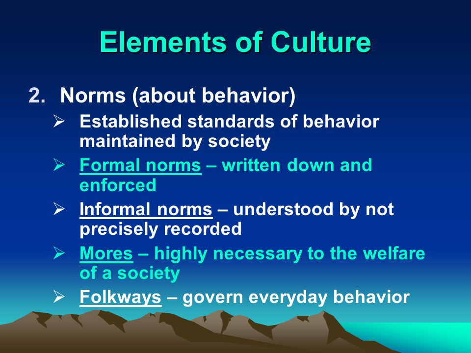 what happens when you violate social norms Cultural mores, folkways, laws & sanctions chapter 3 / lesson 7  we'll talk about a few specific types of social norms as well as what might happen to us if we violate our social norms let's .