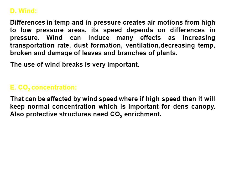 D. Wind: