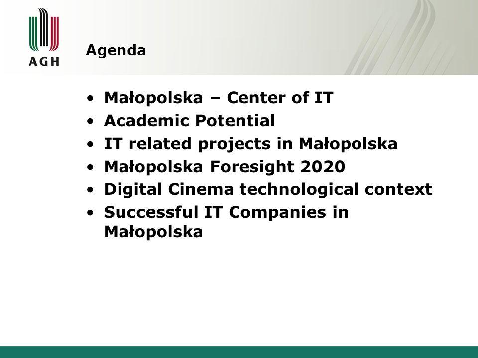 Małopolska – Center of IT Academic Potential