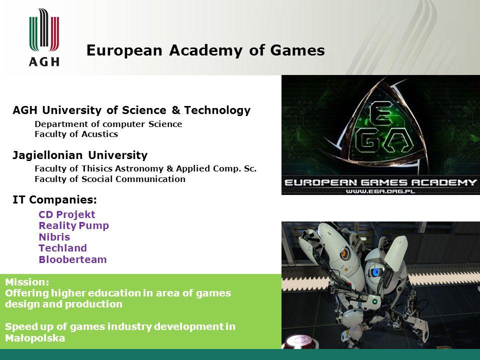 European Academy of Games