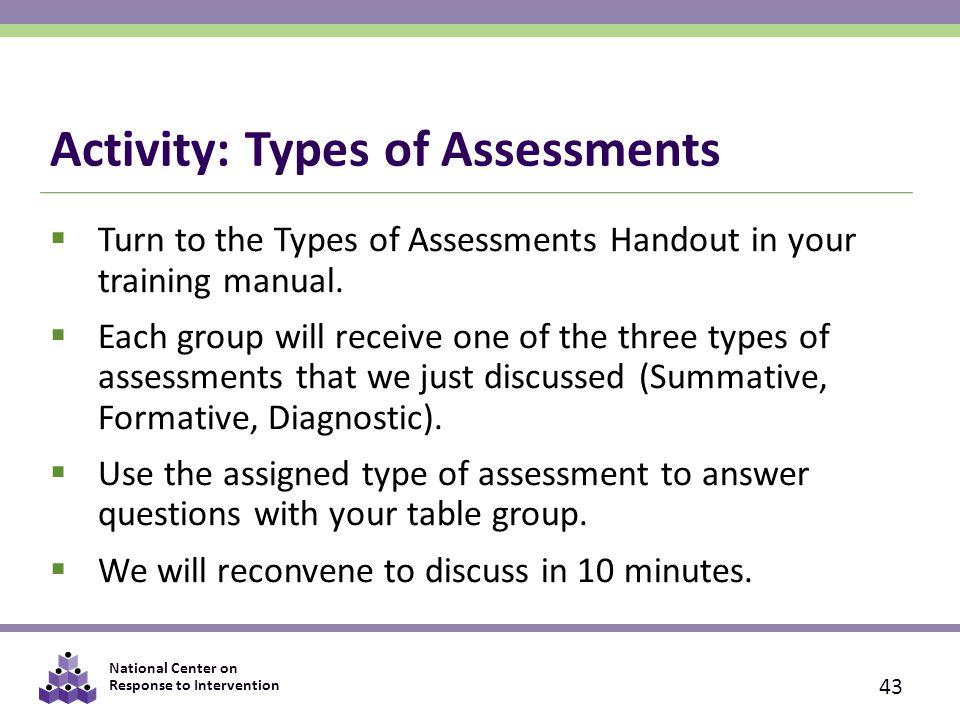 Types Of Assessments Best Examples Of Summative Assessment Ideas On