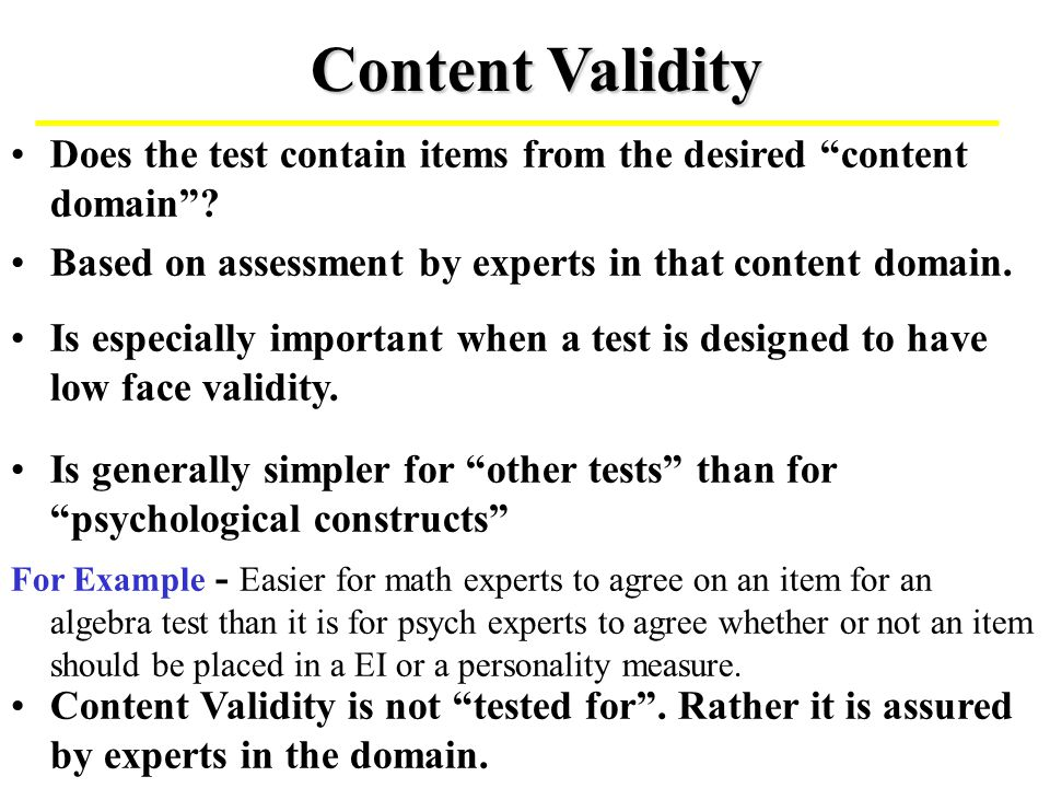 validity ppt video online  8 content