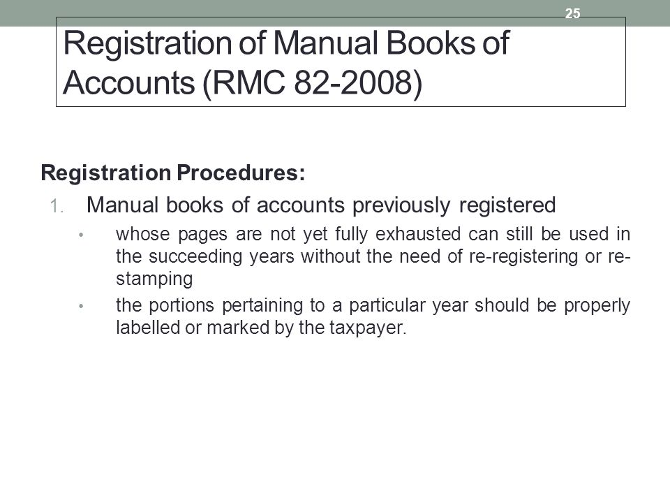 Bookkeeping, Invoicing and Registration Requirements - ppt video ...