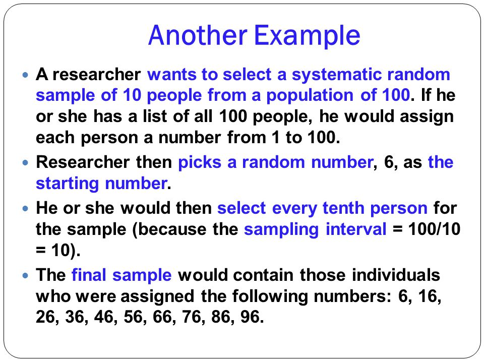 systematic random sampling advantages and disadvantages pdf