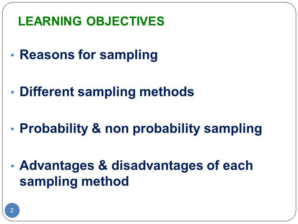 probability and non probability sampling cultural studies essay Probability distribution assignment help every year innumerable number of students contact bookmyessay from different parts of the world to get expert probability.