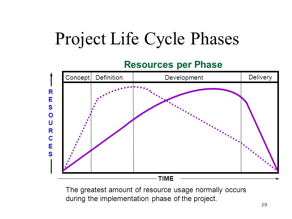phases of project management cycle Use the project management life cycle as a key project management tool to  successfully guide your project's initial stages through to.