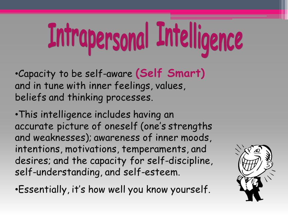 what is intelligence traditional definition ppt video