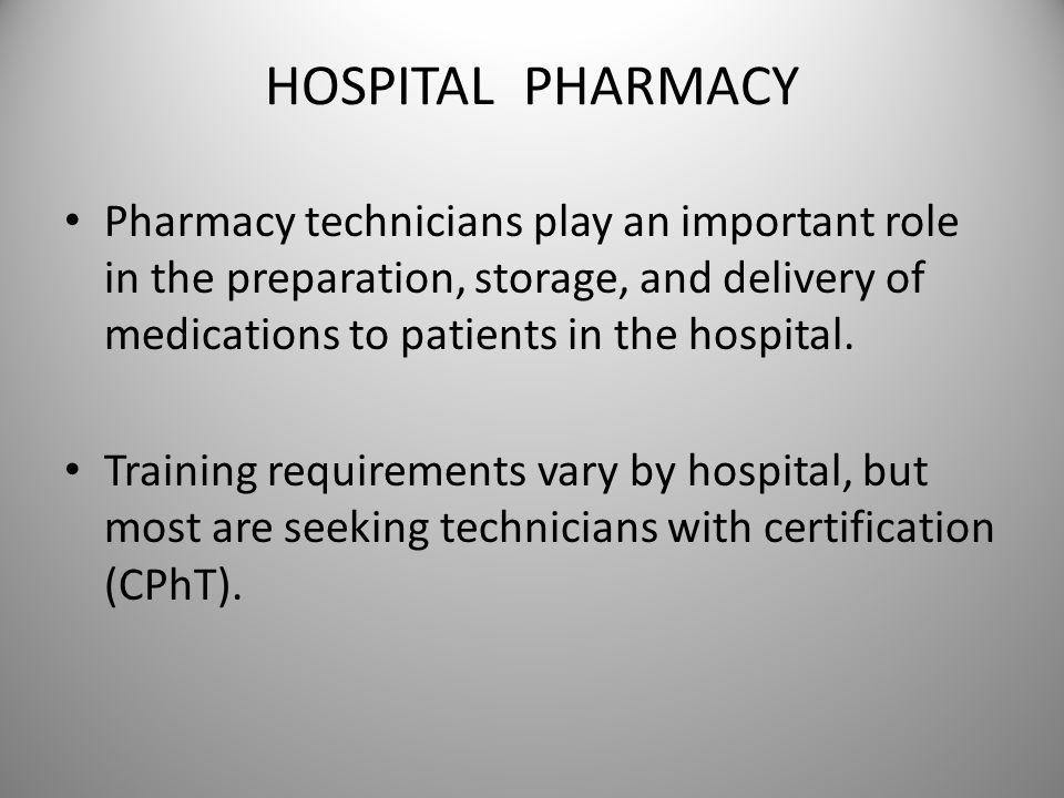 the importance pharmacists in the healing of patients Clinical pharmacy is the branch of pharmacy in which pharmacists provide patient care that optimizes the use of medication and promotes health, wellness, and disease prevention[1] clinical pharmacists care for patients in all health care settings but the clinical pharmacy movement initially began inside hospitals and clinics.