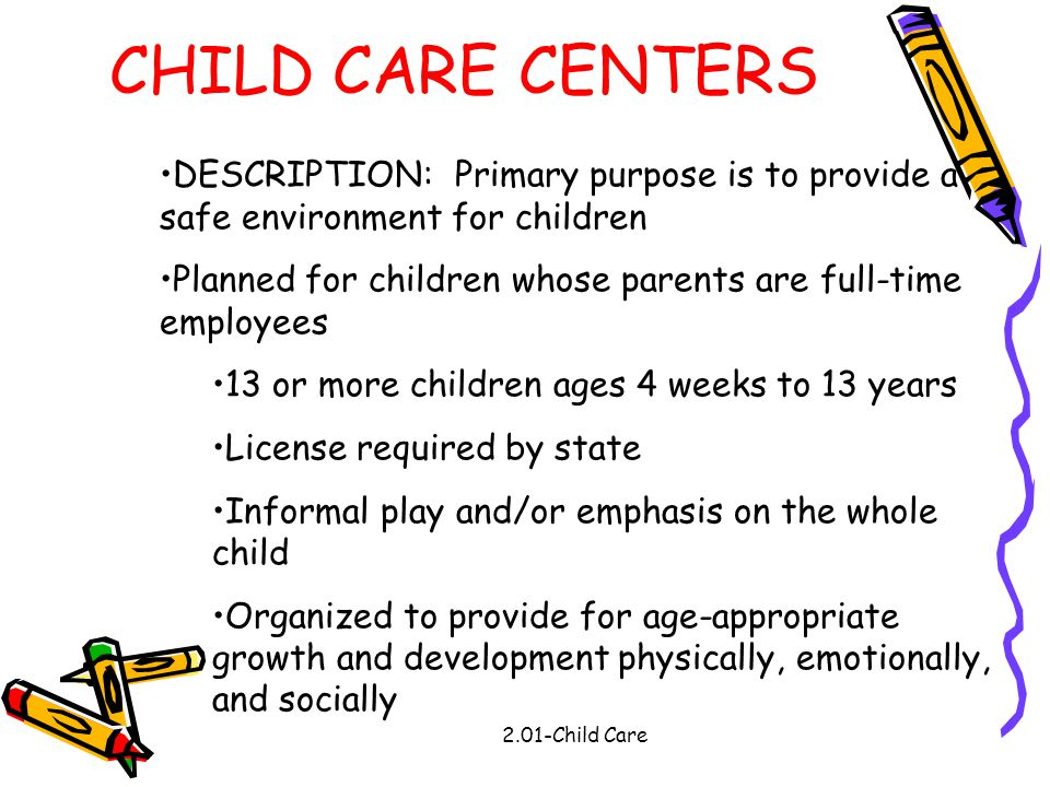 advantages and disadvantages of child care Can childcare harm my child childcare advantages and disadvantages institutionalized care and many of the controls needed to make the research of a quality.