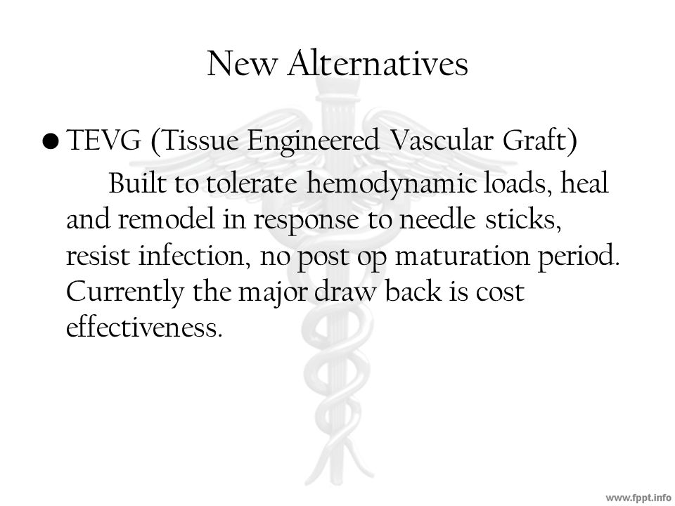 A narrow focus: Perfecting tissue engineered vascular grafts