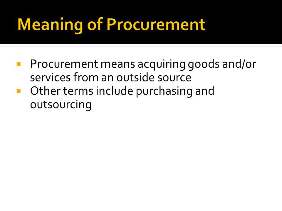 Lecture 9 Project Procurement Management Ppt Download