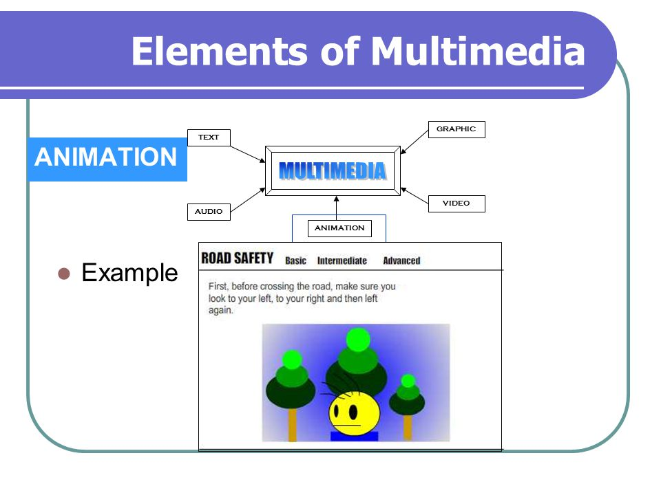 Elements of Multimedia