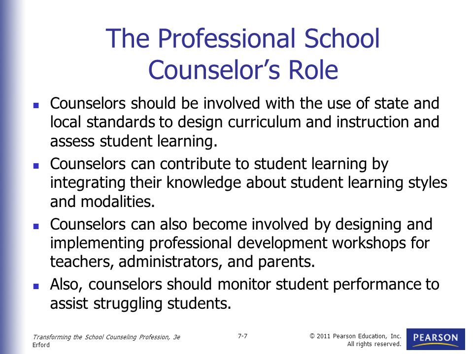 the school counselor s role The role of school counselors  what is the role of a school counselor 2  school counselor association's framework for.