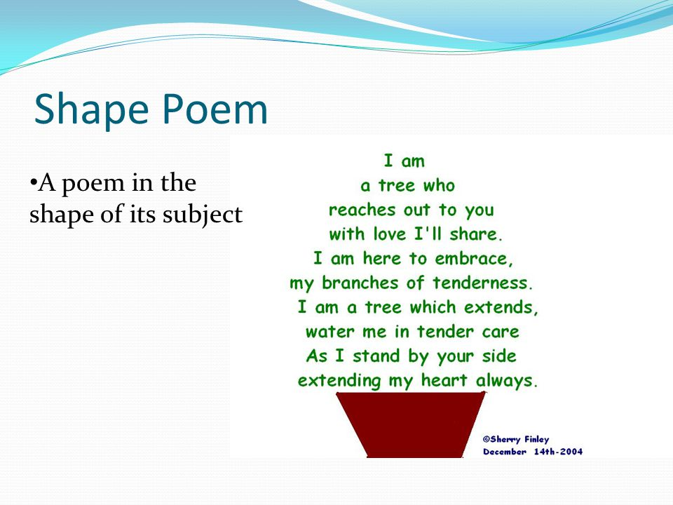 Narrative Poems | Examples of Narrative Poetry