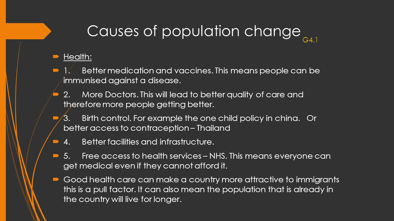 causes of population Population growth causes multiple environmental problems according to population connection , population growth since 1950 is behind the clearing of 80 percent of rainforests , the loss of tens of thousands of plant and wildlife species, an increase in greenhouse gas emissions of some 400 percent, and the development or commercialization of as.