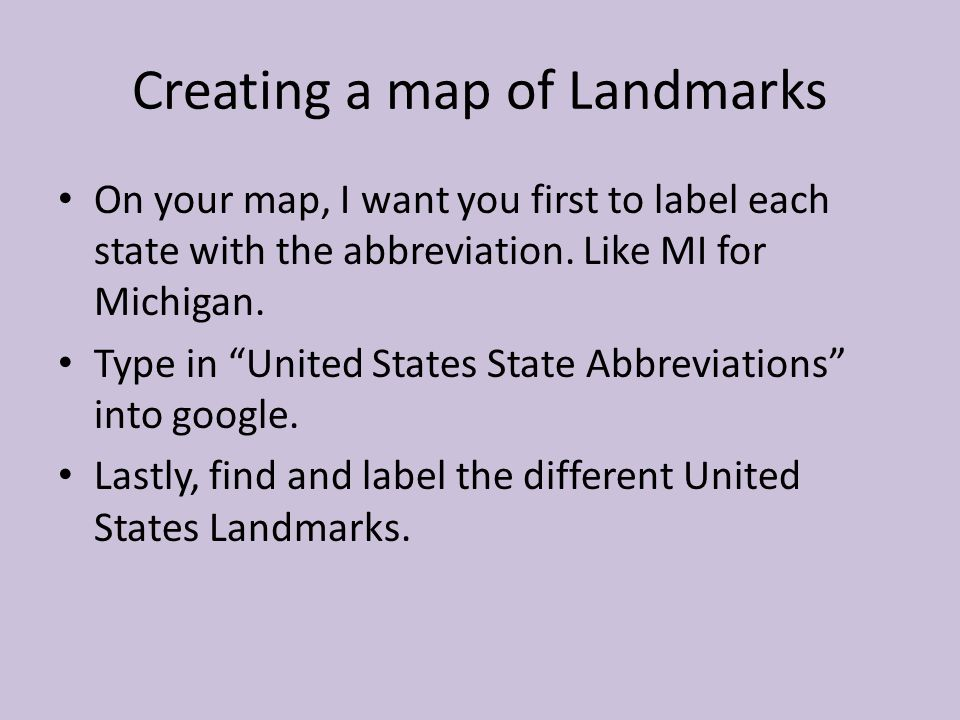 North American Landmarks - ppt video online download