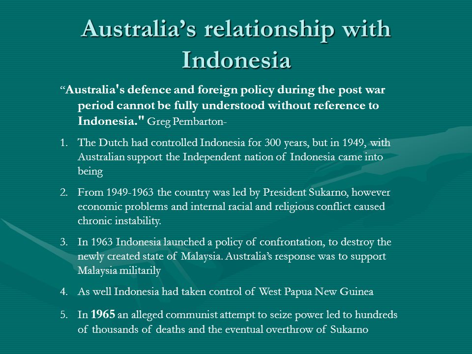 australia and indonesia defence relationship memes