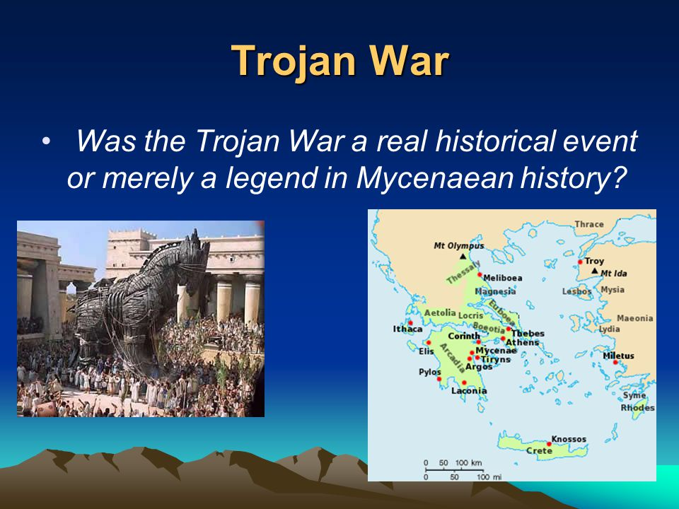 an introduction to the history of the trojan war Introduction in odyssey:  we were quite sure that the trojan war was purely legend,  a time which is compatible with the traditional story of the trojan war.