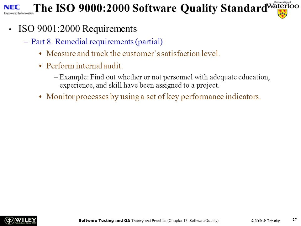 software testing and quality assurance theory and practice pdf download