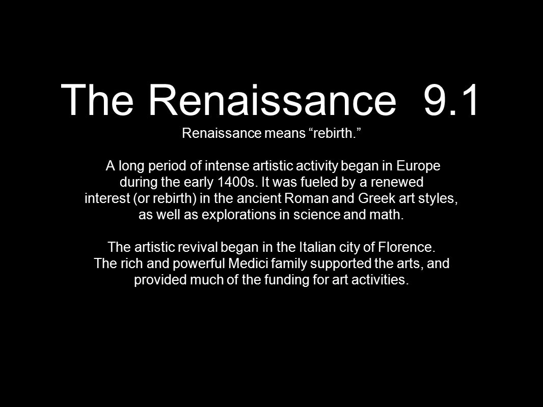 renaissance meaning Christian humanism was a renaissance movement that combined a revived interest in the nature of humanity with the christian faith it impacted art.