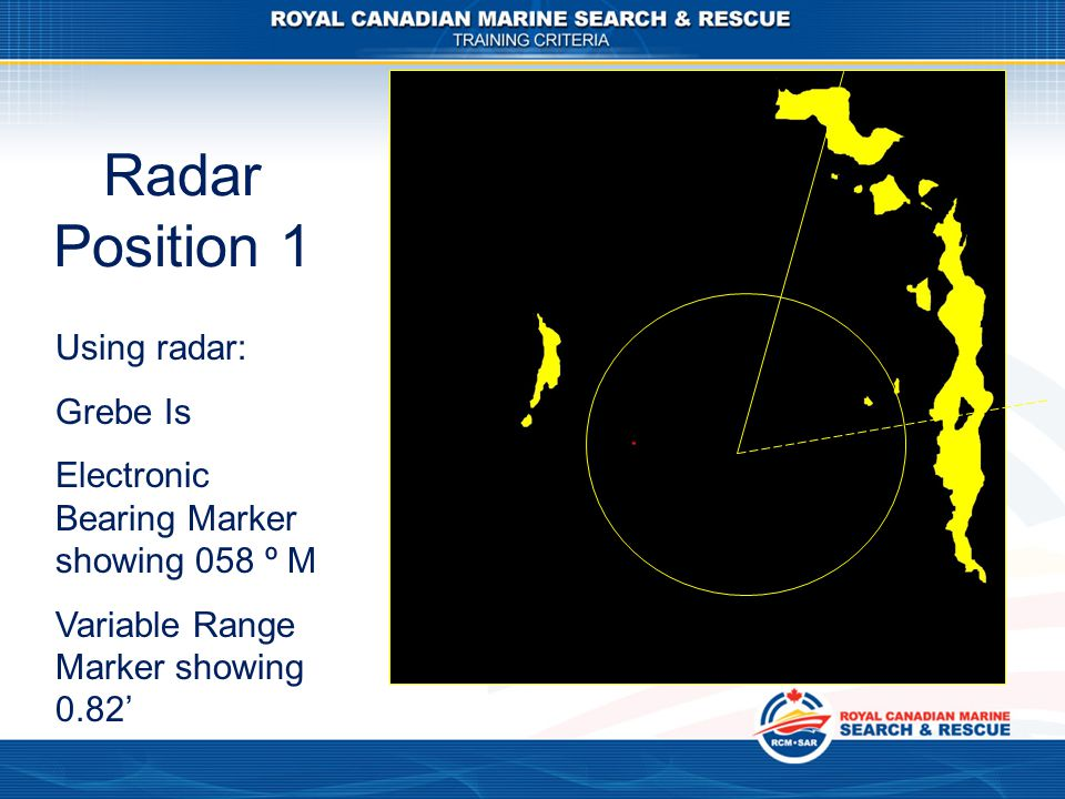 radar marine plaisance